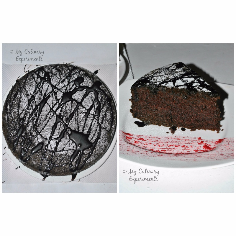 How to make Healthy Chocolate Beetroot Cake
