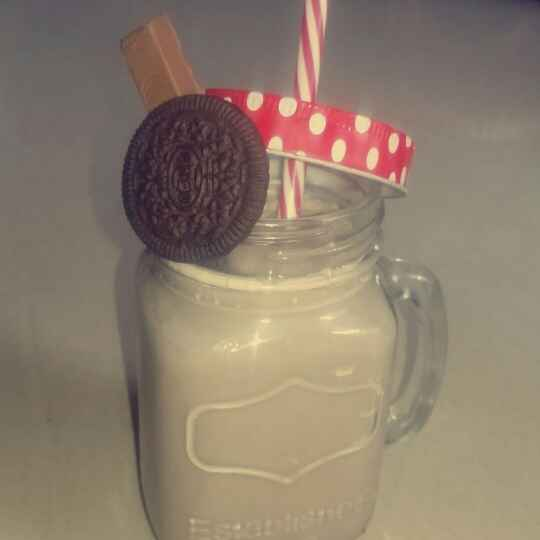 How to make Oreo shake