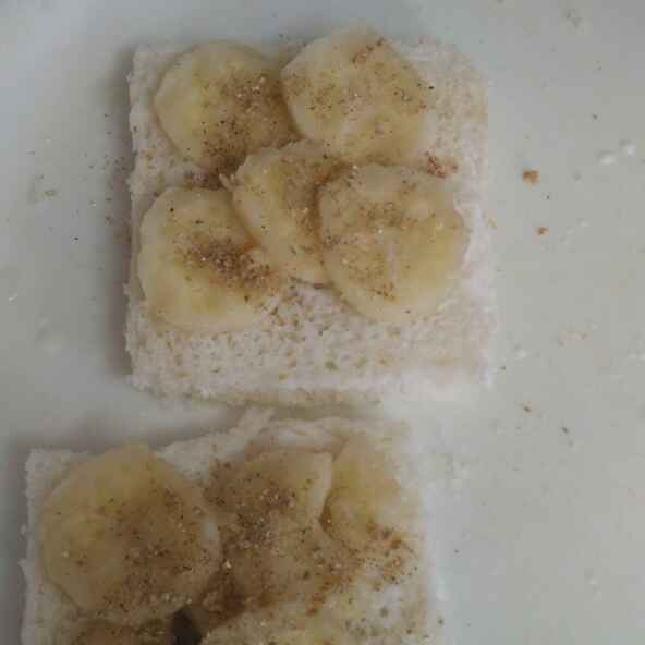 Photo of Banana Bread Roll by Vaishali Joshi at BetterButter