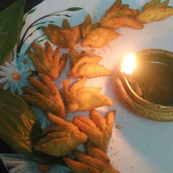 Photo of Chatpati Champakali by Vaishali Joshi at BetterButter