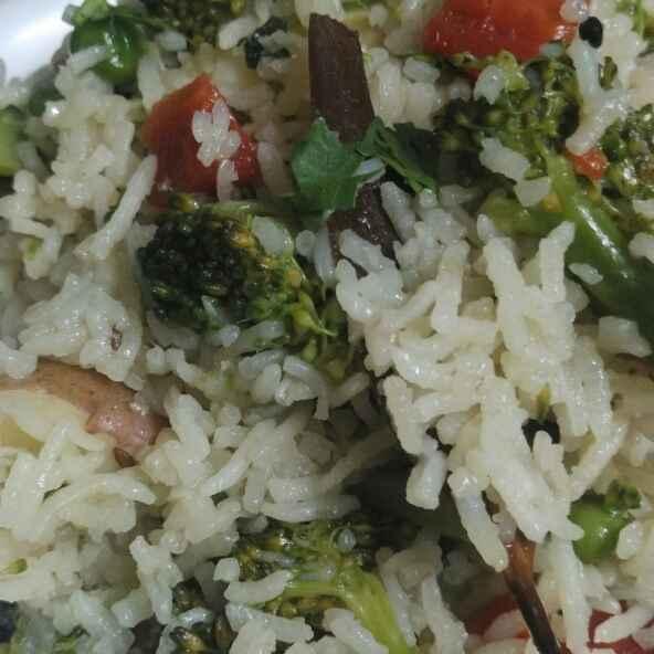 Photo of Broccoli Pulav by Vaishali Joshi at BetterButter