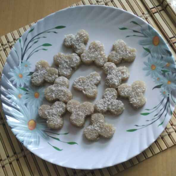 Photo of Ratalyachi (Sweet potato ) Barfi by Vaishali Joshi at BetterButter
