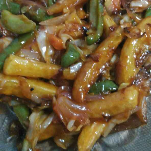Photo of French Fries by Vaishali Joshi at BetterButter