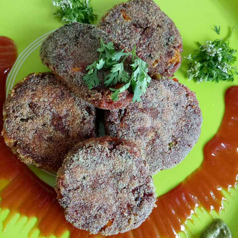 Photo of Mix veg cutlet by vaishali nandola at BetterButter