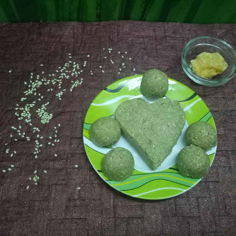 Photo of Sesame ladoo by vaishali nandola at BetterButter