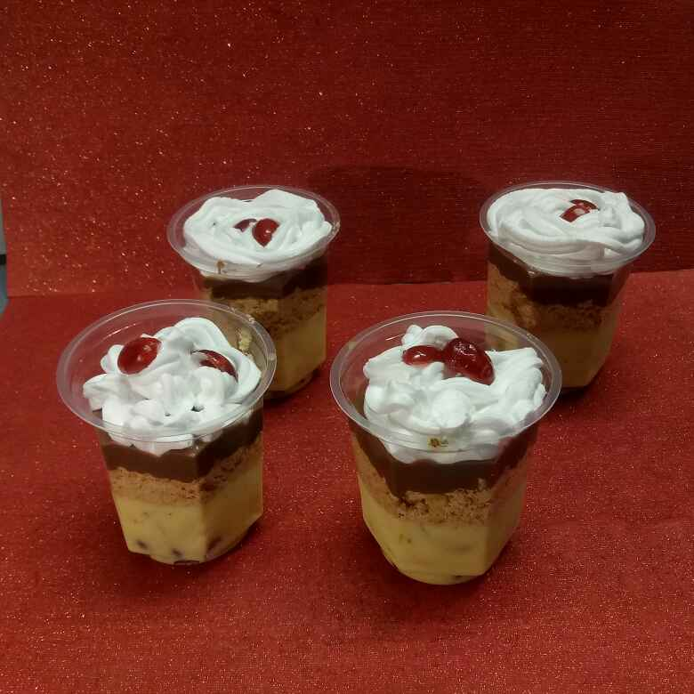Photo of Choco fruit custurd by vaishali nandola at BetterButter
