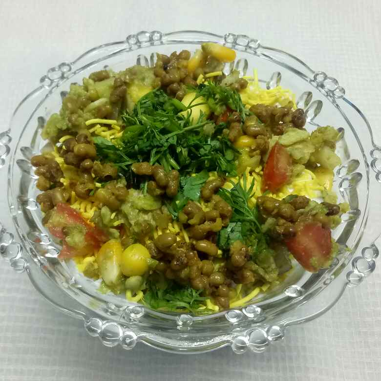 Photo of Muth makka chat by vaishali nandola at BetterButter