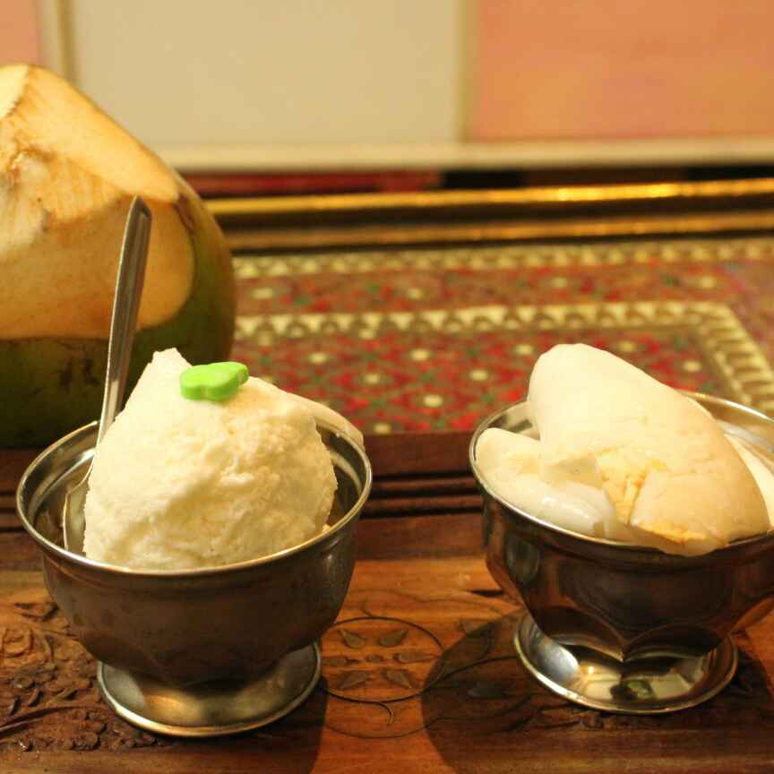 Photo of Tender coconut icecream by Vaishali Trivedi at BetterButter