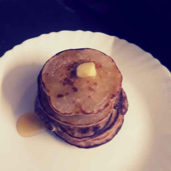 Photo of Banana Wheat Pancake by Vaishnavi Prakash at BetterButter