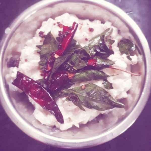 Photo of Banana Stem Curd Salad by Vaishnavi Prakash at BetterButter