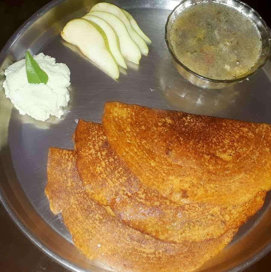 Photo of Carrot Dosa by Vaishnavi Prakash at BetterButter