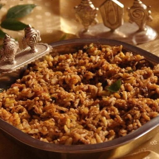 How to make Puliyogare / Tamarind Rice