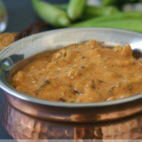 How to make Bhendekayi Gojju
