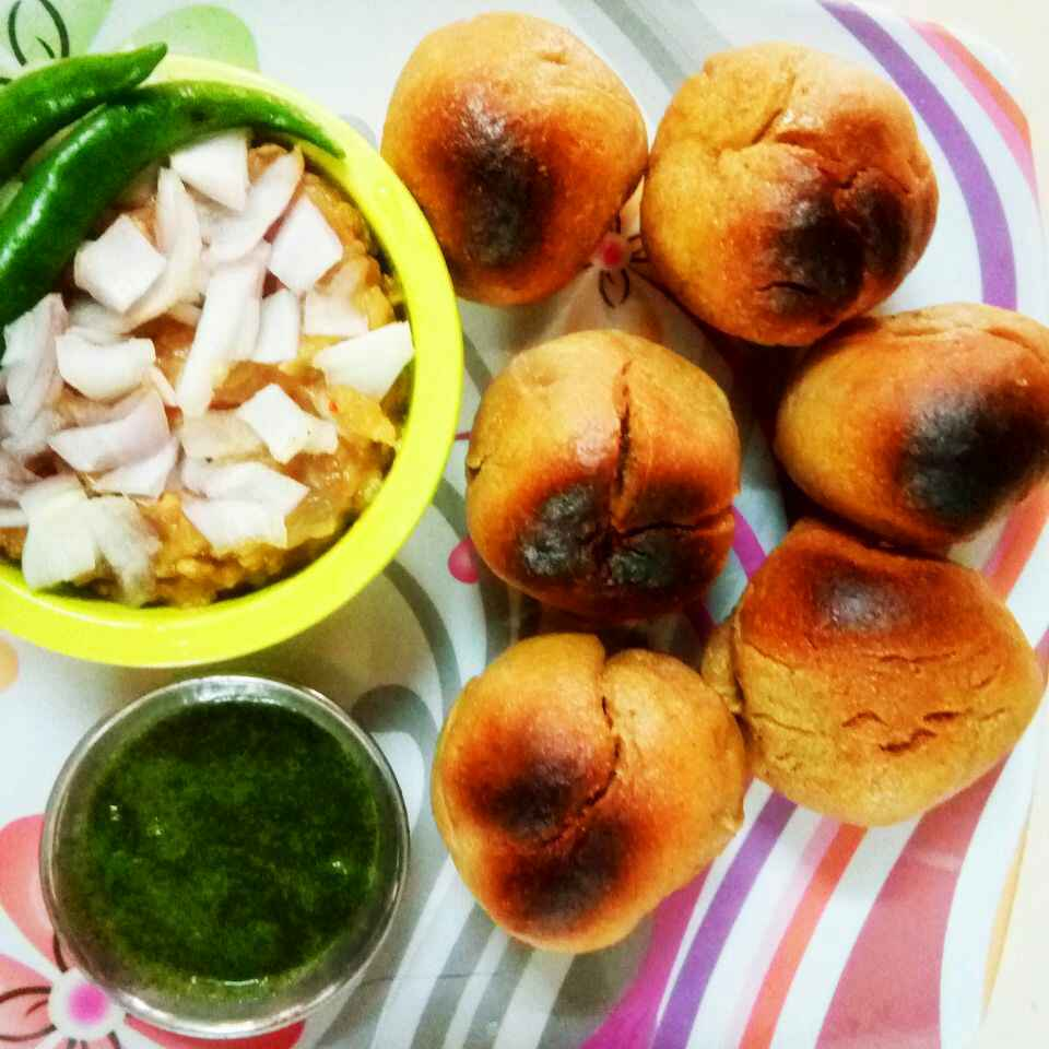 How to make Litti-chokha