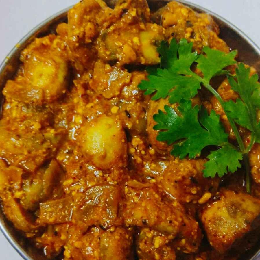 How to make Spicy mashrum