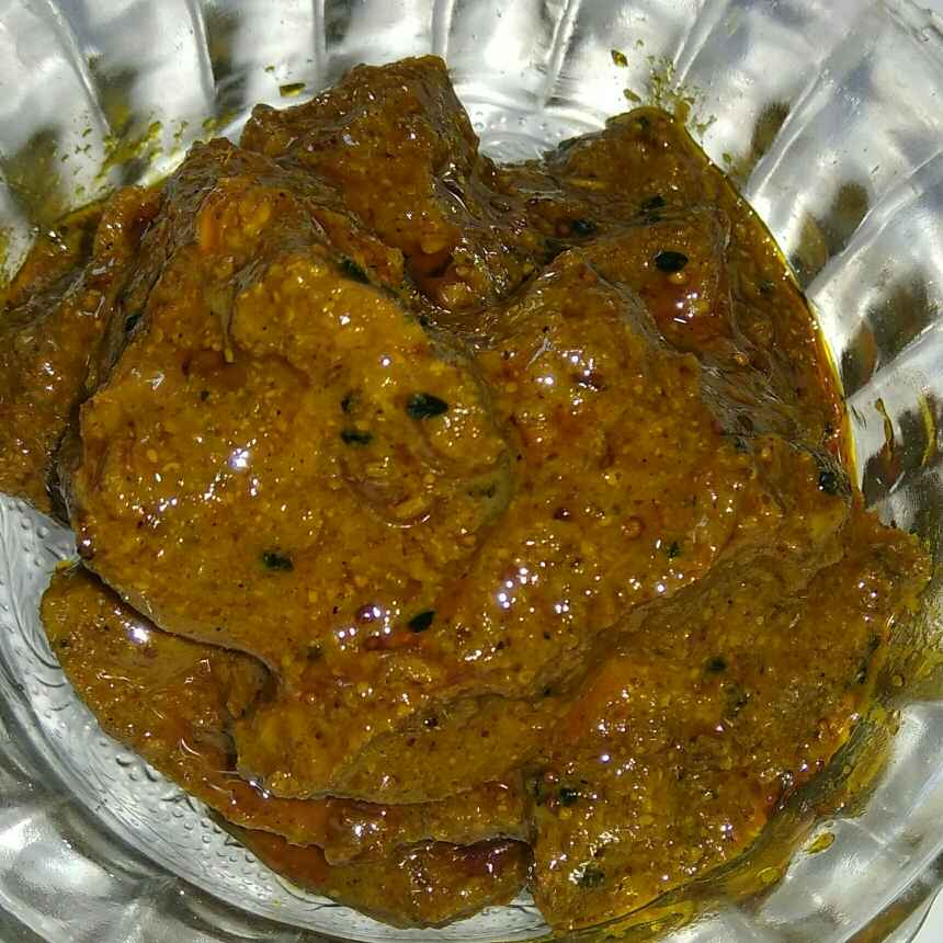 How to make Aam ka achaar