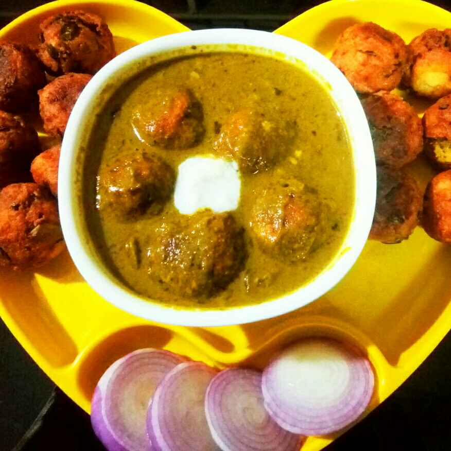How to make Hariyali kofta