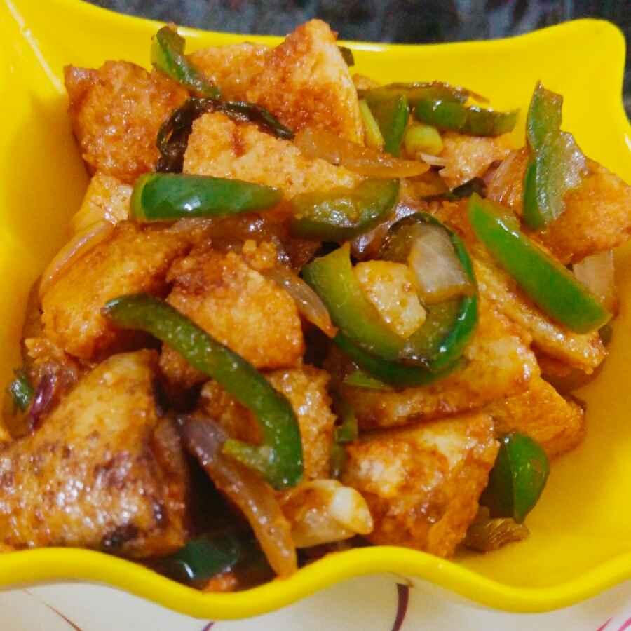 Photo of Fried idli with veggies by Vandana Gupta at BetterButter