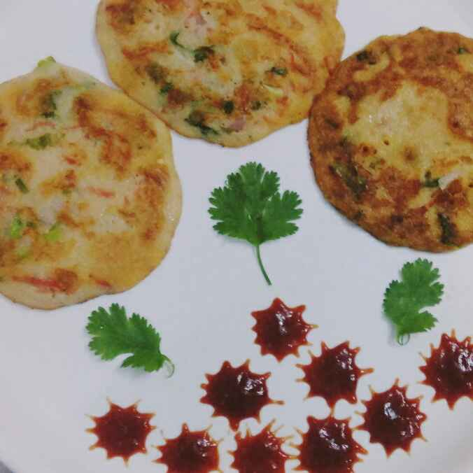 How to make Suji ke pancake