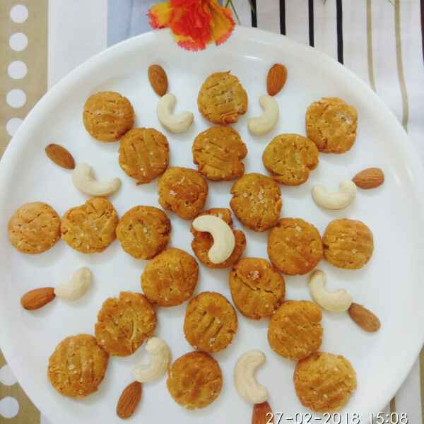 How to make खजूर