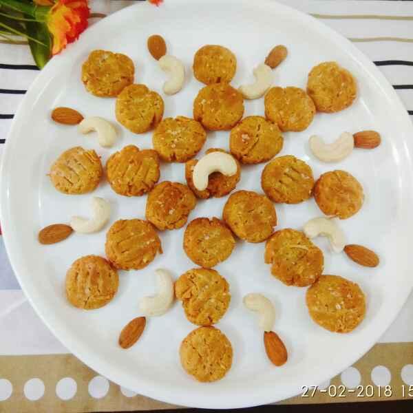 How to make Khajur