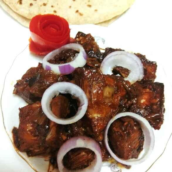 How to make Kathal do pyaza