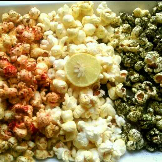 Photo of Tri Colour Popcorn by Vandana Jangid at BetterButter