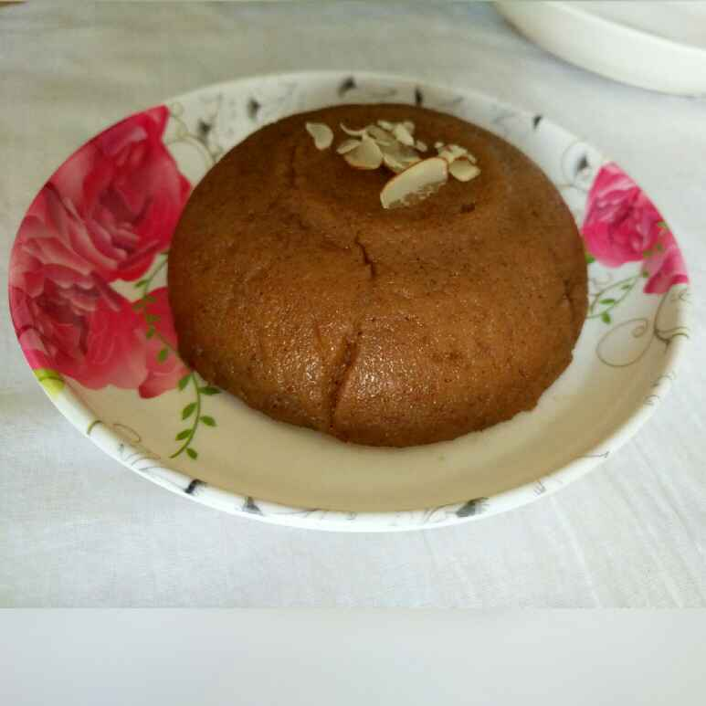 How to make Gud Lapsi or Jaggery Halwa