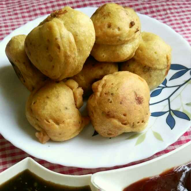 How to make Aalo Bonda