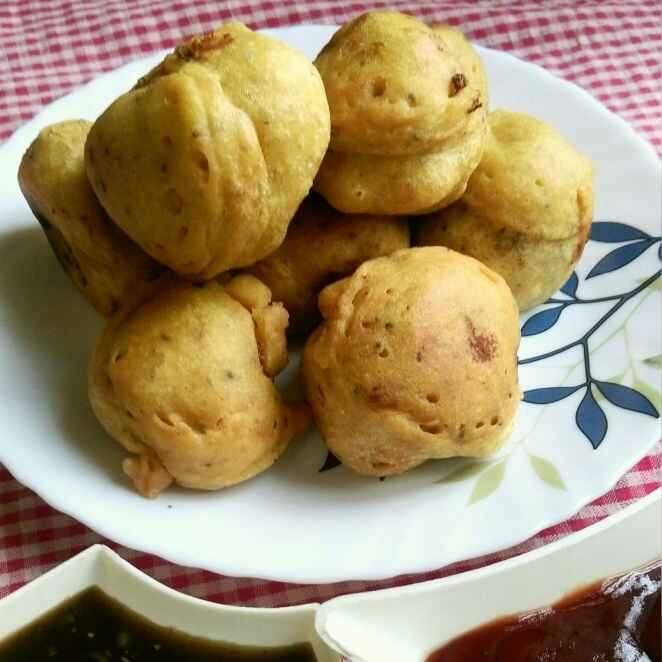 How to make Aalo Bonda
