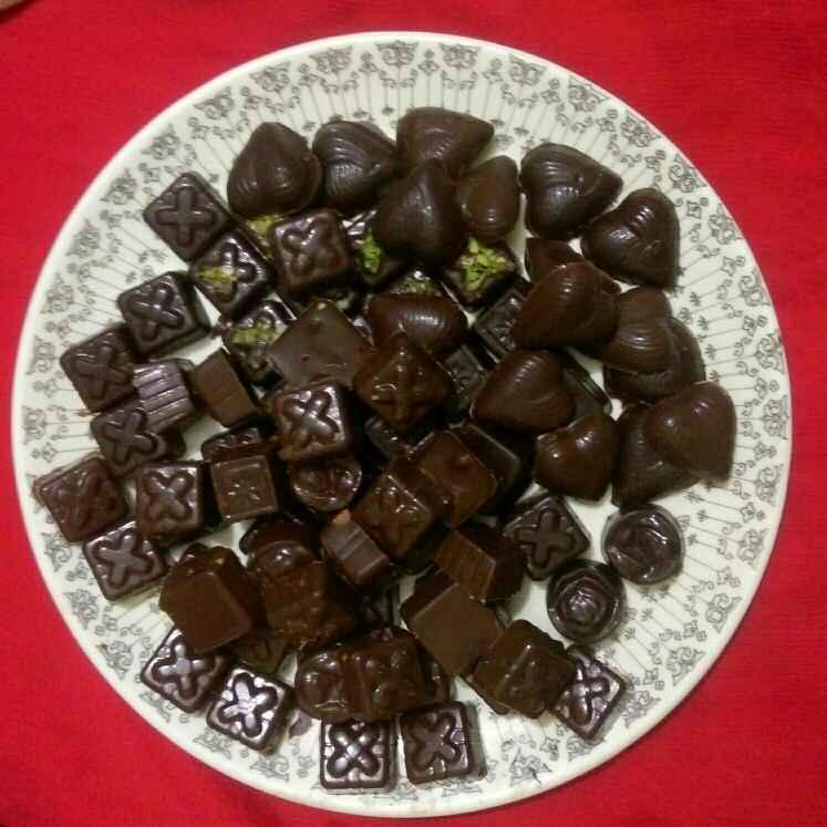 Photo of Homemade Chocolates by Vandana Jangid at BetterButter