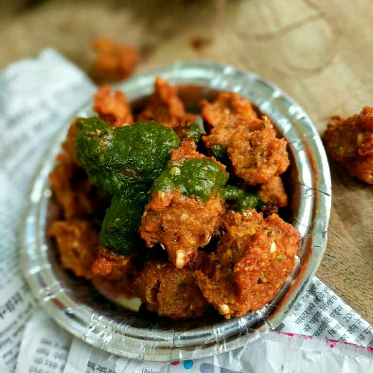 Photo of Chavali dal pakaudi by Vandana Jangid at BetterButter