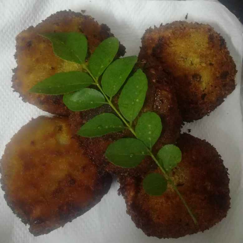 Photo of Banana flower cutlet by Vandana Ramesh at BetterButter
