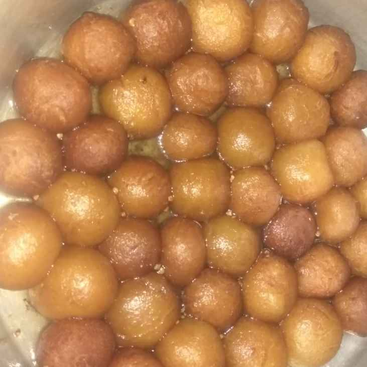 How to make గులాబ్ జామూన్