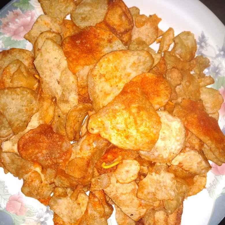 Photo of Potato chips by Vandana Paturi at BetterButter