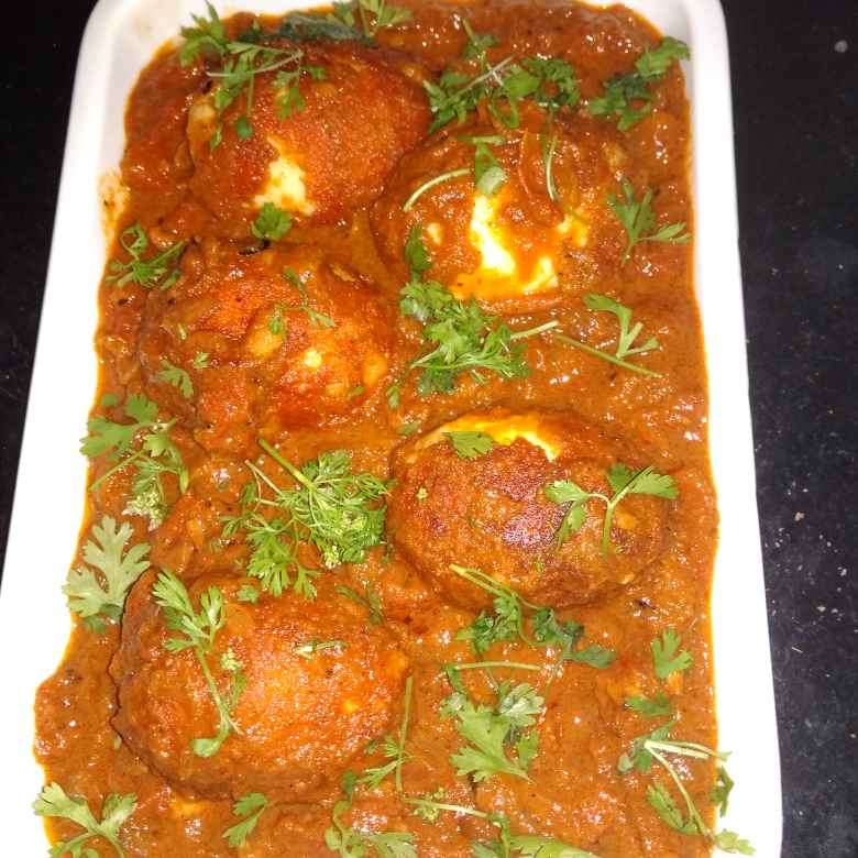 Photo of Egg kofta curry  by Vandana Paturi at BetterButter