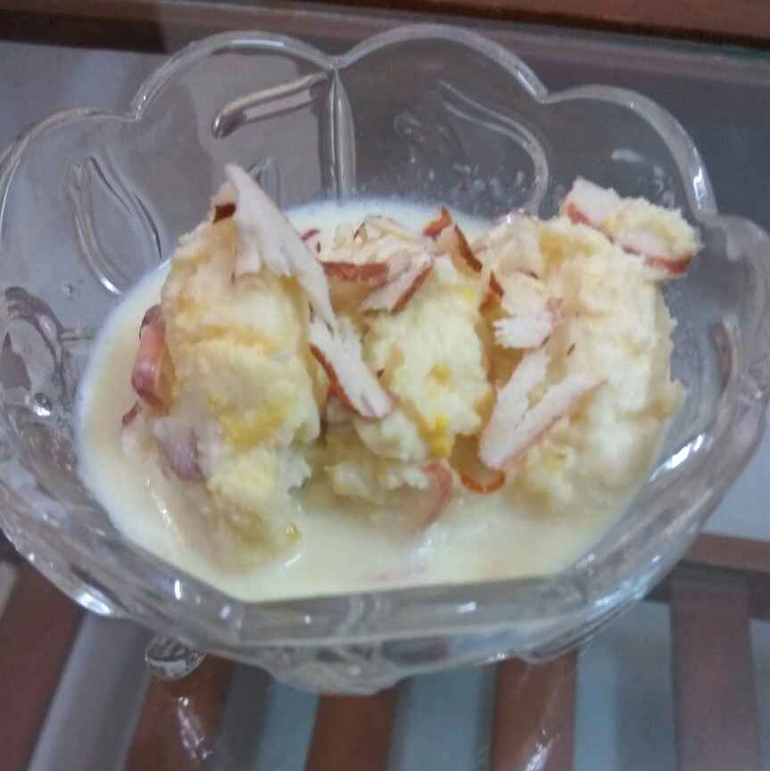Photo of Ras Malai by Vandana Tyagi at BetterButter