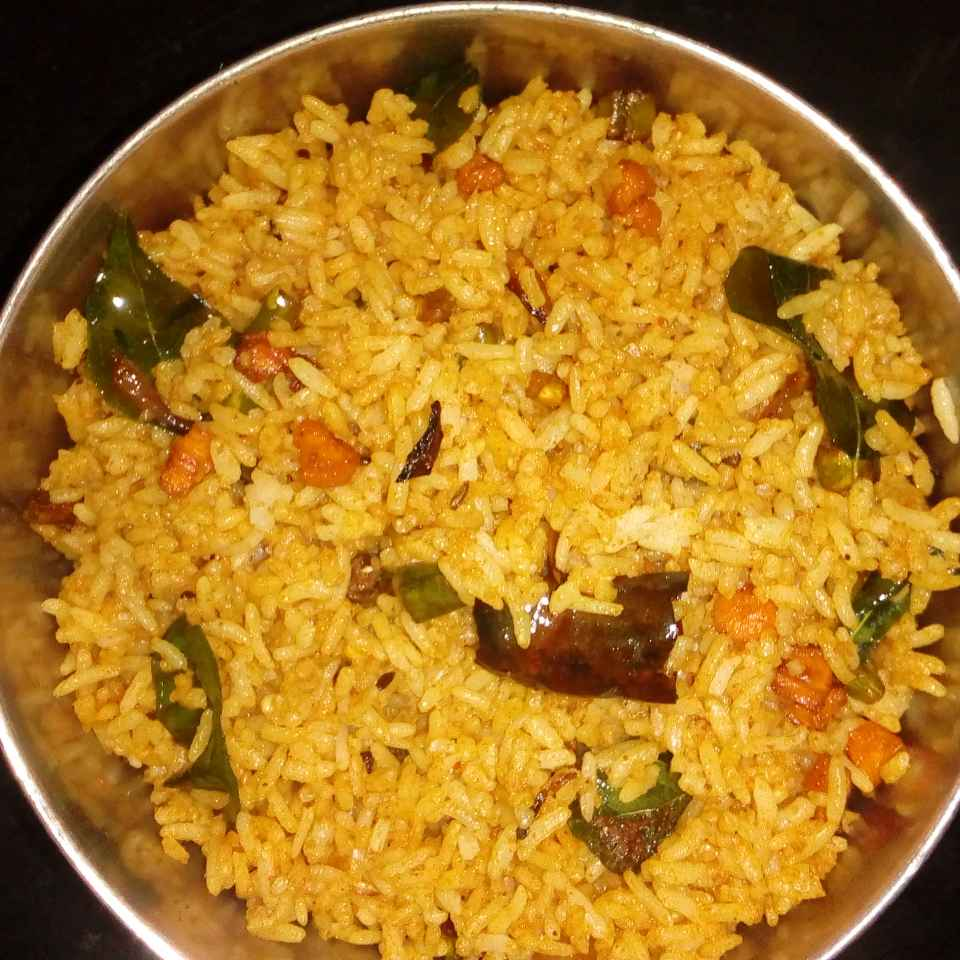 How to make Vegetables rice
