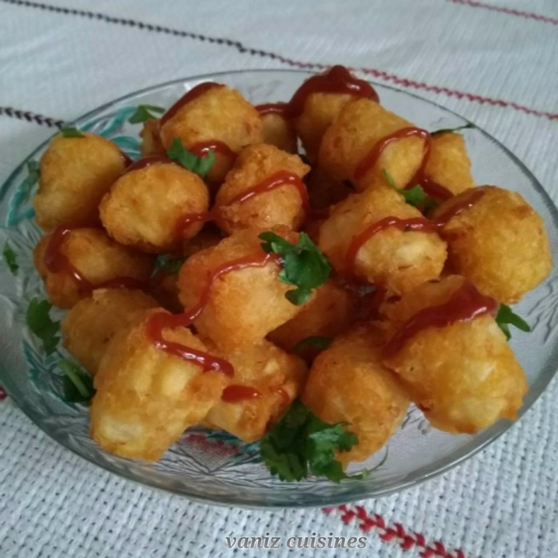 Photo of Potato pop nuggets by cuisines vz at BetterButter