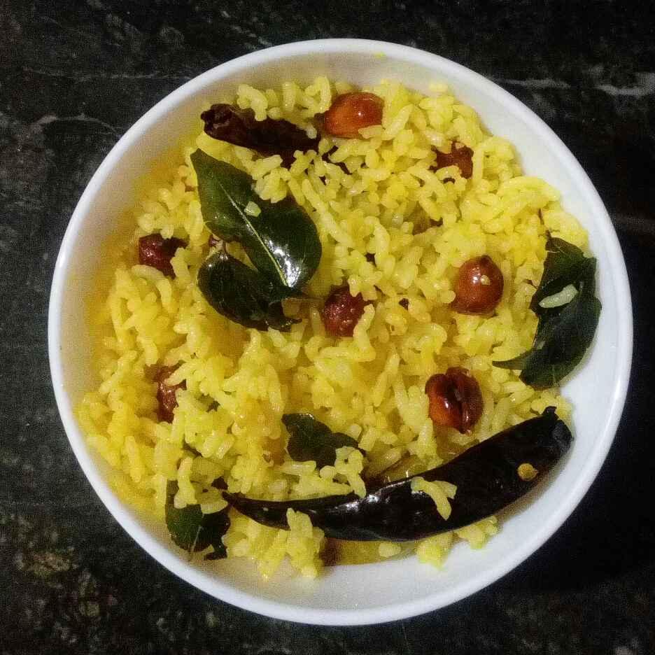 Photo of raw Mango Rice by Vani Gunti at BetterButter