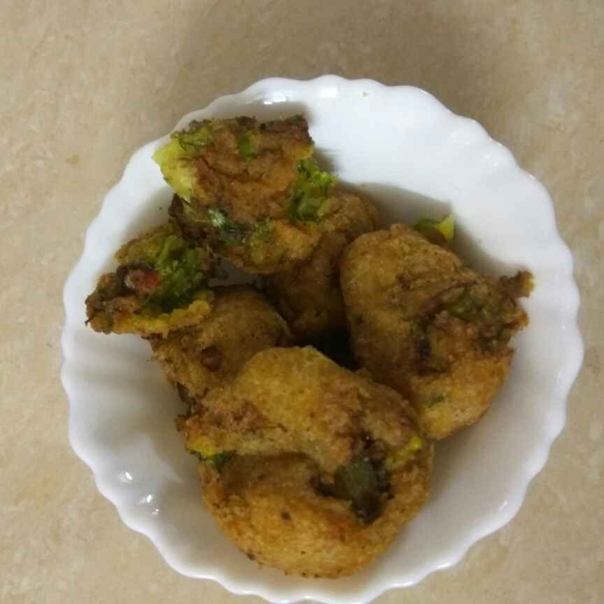 Photo of spinach appam by Vani Harvish at BetterButter