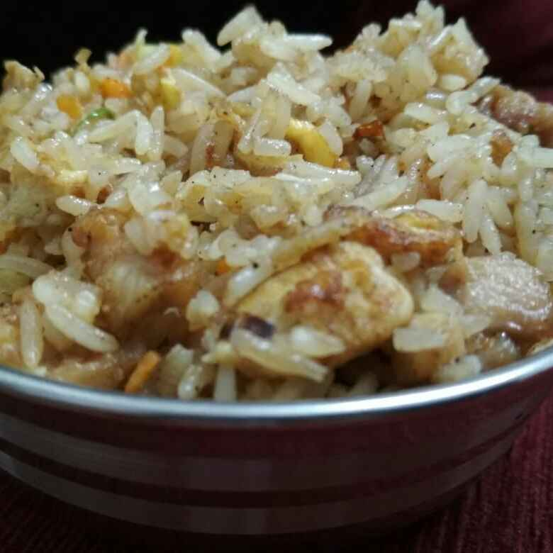 Photo of chicken fried rice by Vani Vani at BetterButter