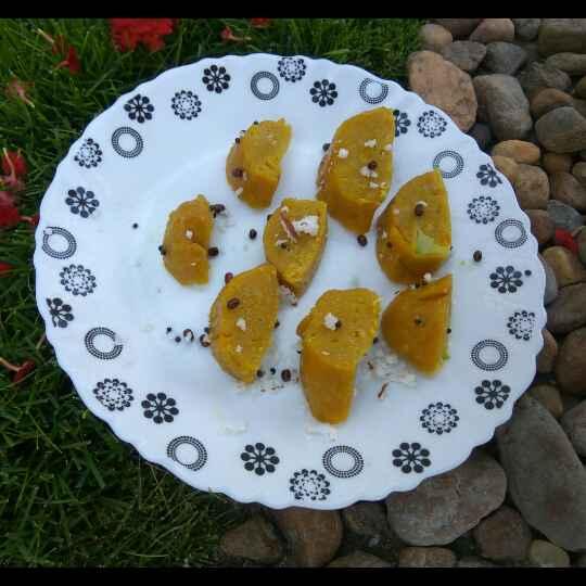 Photo of small grains bottle gourd muttiya by Vani Vani at BetterButter