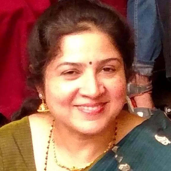Vanitha Bhat food blogger