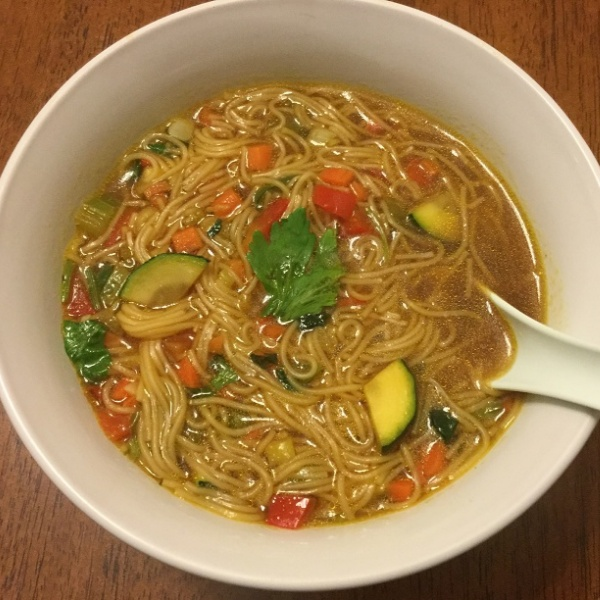Photo of Chinese Noodle Soup by Vanitha Bhat at BetterButter