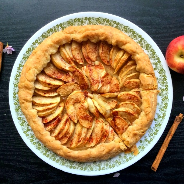 How to make Buttery Apple Pie Tart