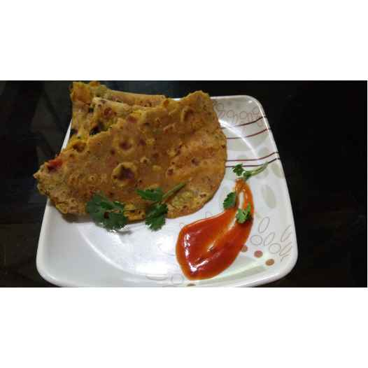 Photo of Paratha by Varsha Deshpande at BetterButter