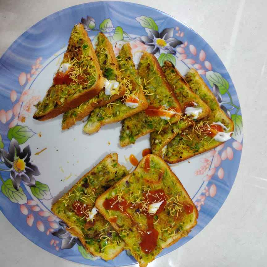 Photo of Beans toast sandwich. by Varsha Deshpande at BetterButter