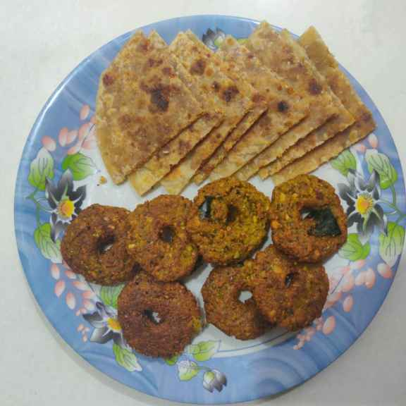 Photo of Mix Dal bharda vada . by Varsha Deshpande at BetterButter