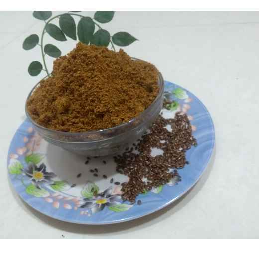 Photo of Flax seed chutney by Varsha Deshpande at BetterButter